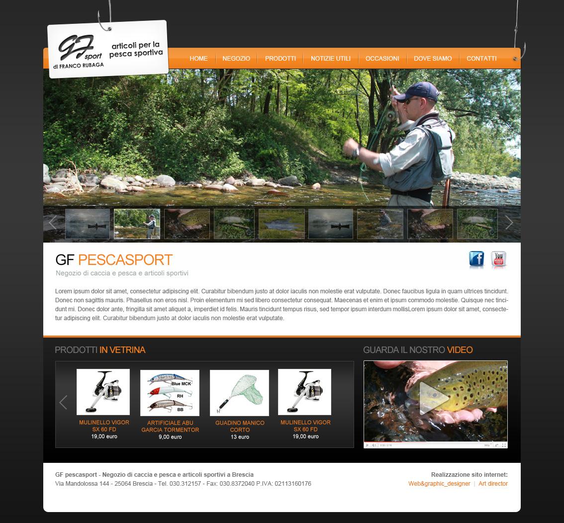 79c78c6d9 Realizzazione sito per GF pesca sport.
